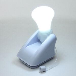 led birne kabinett mauer montieren lampe nacht licht batterie selbstklebendes. Black Bedroom Furniture Sets. Home Design Ideas