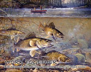 Walleye-Fishing-Motivational-Art-Print-Vintage-Fish-Lures-Hunting-Gifts-MVP162