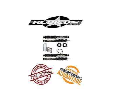 "Rubicon Express 1.75/"" Standard Kit w// Add A Leaf /& Shocks 84-01 Jeep Cherokee XJ"