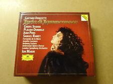 2 CD BOX / GAETANO DONIZETTI, ION MARIN: LUCIA DI LAMMERMOOR