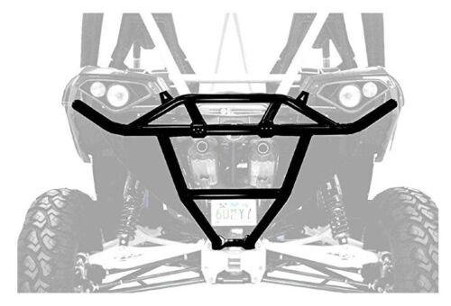 DragonFire Black RacePace Rear Bumper for Can-Am Maverick 01-2110
