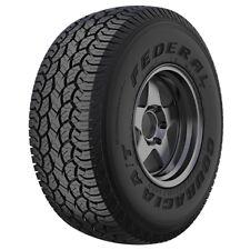 (4) LT 285/75R16 Federal Couragia AT All Terrain 285 75 16 all terrain Tires