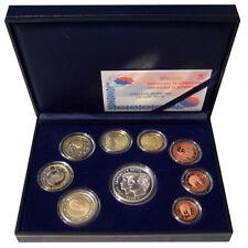ESPAÑA SPAIN ESTUCHE EURO SET PROOF 2002 FNMT