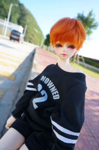 Girl face make up BJD 1//4 Doll Ws Elf doll vampire  with free eyes