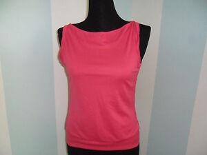 Acheter Pas Cher Nb New Balance S-l-play Dry Chemise Rose Haut D'entraînement à Dos Nageur En Polyester-afficher Le Titre D'origine