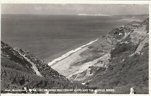 View-Towards-Freshwater-From-Blackgang-Chine-Nr-VENTNOR-Isle-Of-Wight-RP
