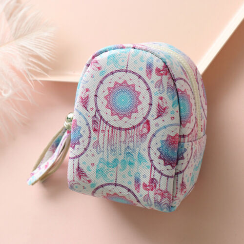 Coin Purse Mini Cute Backpack Women Girls Keys Card Holder Wallet Money Bags