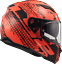 LS2-FF320-STREAM-LUX-KUB-LAVA-AXIS-FULL-FACE-ACU-GOLD-MOTORCYCLE-SCOOTER-HELMET miniature 13