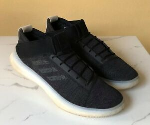 Details about Adidas PureBoost Trainer Shoes Size US 12 Black DB3389 Men's Boost Training