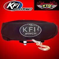 Kfi Wc-lg Winch Cover (large) For U4500w And Se45w Wide Winches