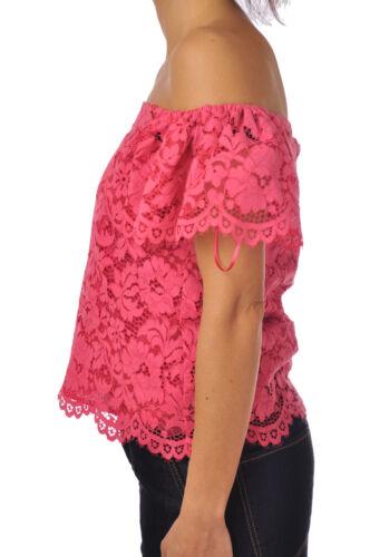 Donna Twin Set 5108126f184605 Rosa bluse Camicie pq4WwrUqt