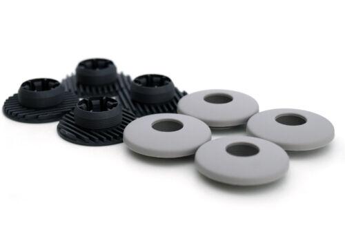 Neu Fußmatten Befestigung Volvo Set Automatten Teppich Clip Halter 4-teilig
