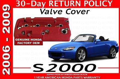 NEW GENUINE HONDA 06-09 S2000 VALVE COVER 12310-PCX-020