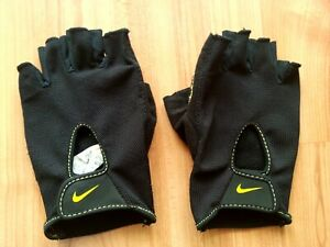 labio pedal Alfabeto  Nike FitDry Cycling Gloves Size: M   eBay