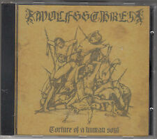 Wolfsschrei – Torture Of A Human Soul  CD