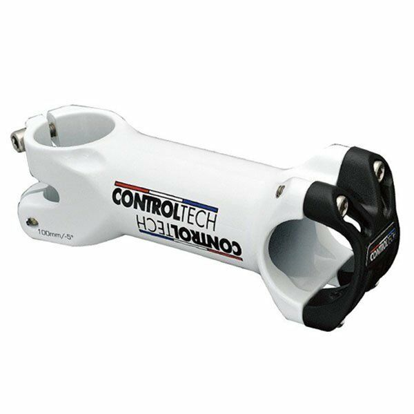 CONTROLTECH Estro 7075 Alloy Stem , 31.8X100mm ,140g ,  White  free and fast delivery available