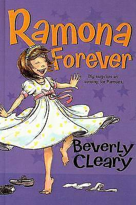 1 of 1 - NEW Ramona Forever (Ramona Quimby (Pb)) by Beverly Cleary