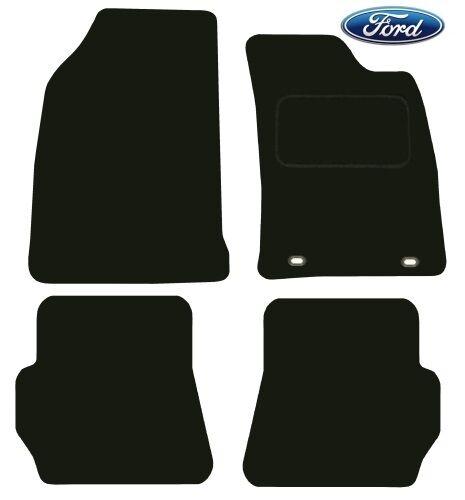 Deluxe Qualité Sur Mesure Tapis 2002 2003 2004 2005 2006 Ford Fusion Manuel Uniquement