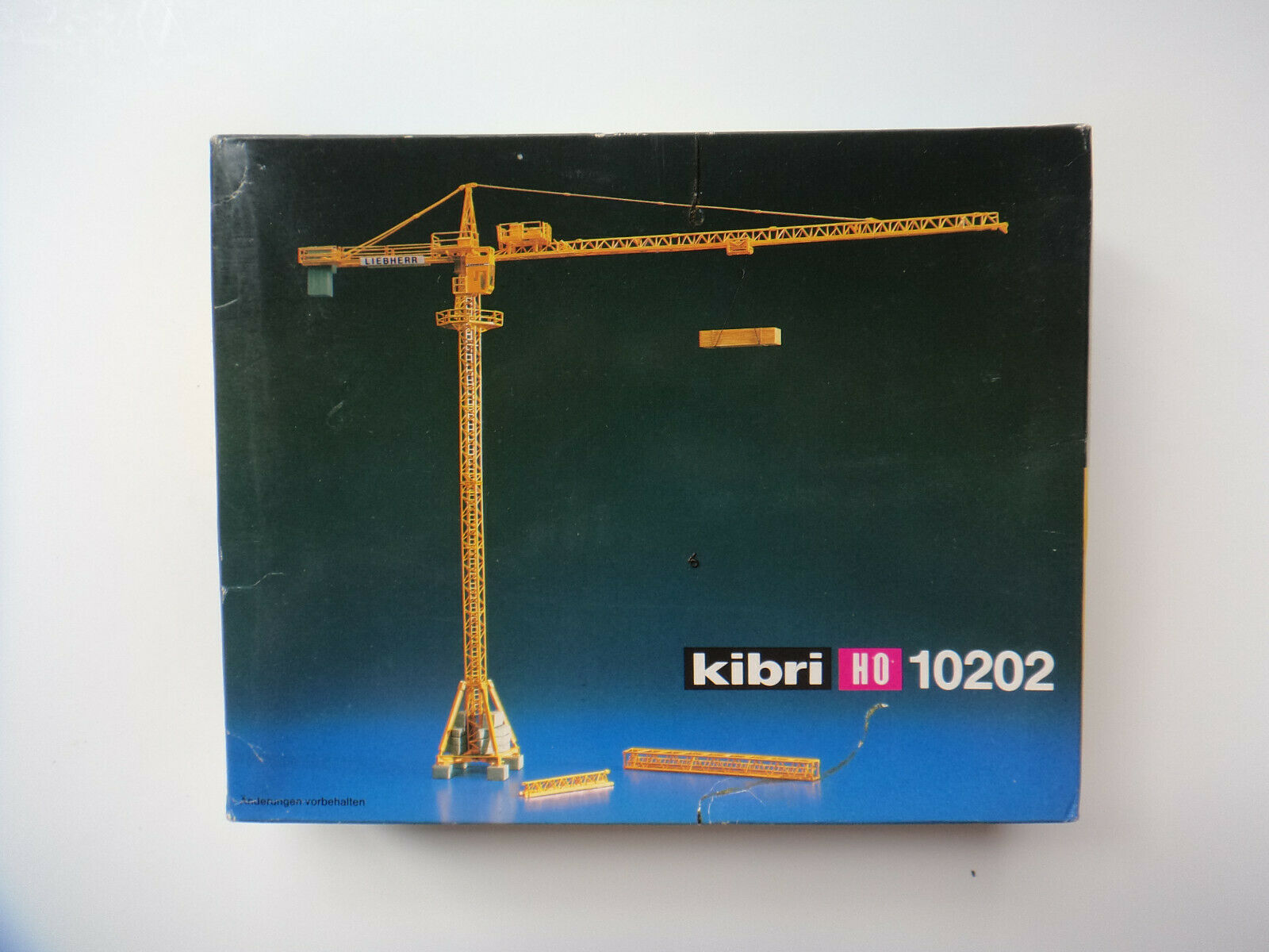 Kibri SCALA HO Kit Costruzione Gru a torre NIOB