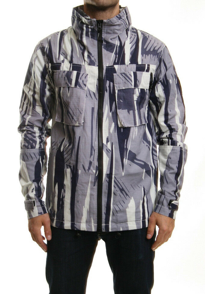 Marshall Artist Ripstop Glace Veste purple Camouflage Veste Coton Solde