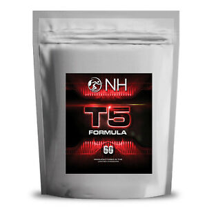 Details about T5 Fat Burner - Strong Sport Supplement - Thermogenic  ingredients - Lose Weight
