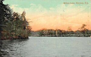 Rahway-Nj-Milton-Lago-Valentine-Ed-Cartolina