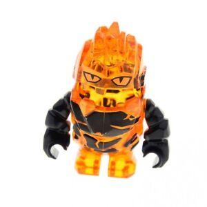Lego Rock in Orange 1x