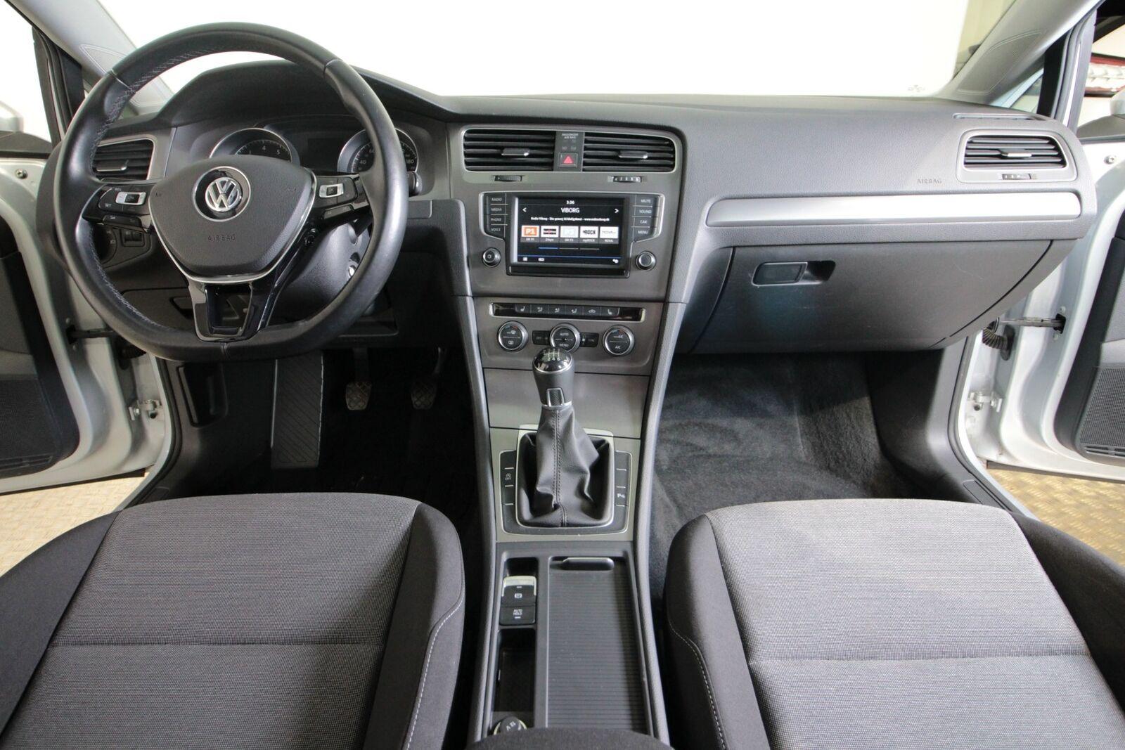 VW Golf VII TSi 115 Style Variant BM