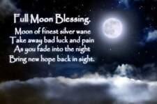 Full Moon spells - June 9, 2017 unlimited choices -money love luck lust wealth