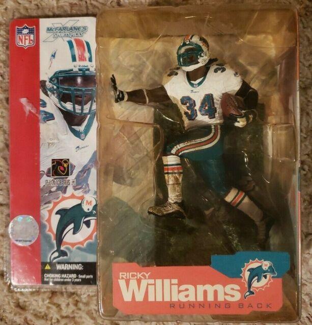 MCFARLANE NFL 4 Ricky Williams