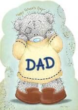 Me To You Oso Feliz Día Del Padre Papá Tarjeta Lindo Carte Blanche Tarjetas