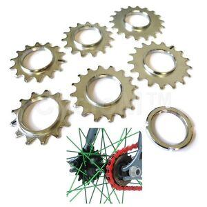 SINGLE-SPEED-FIXIE-TRACK-SPROCKET-FIXED-COG-THREADED-LOCK-RING-13-14-15-16-17-18