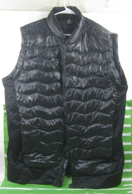 bef764a8210783 Mens XXL 2xl Nike Air Jordan Hybrid Down Puffer Vest Jacket Coat ...