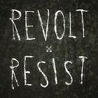 Revolt/Resist by Hundredth (CD, Jan-2015, Hopeless Records)