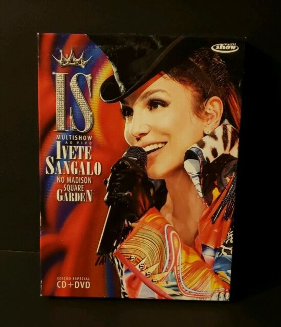 NO MADISON GARDEN SANGALO DVD BAIXAR SQUARE IVETE