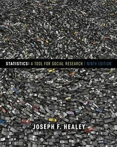 Statistics-A-Tool-for-Social-Research-by-Healey-Joseph-F