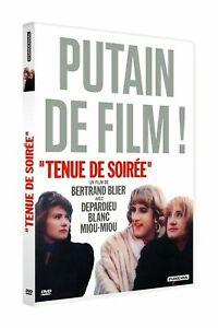 TENUE-DE-SOIREE-Depardieu-Blanc-Miou-Miou-DVD-NEUF-SOUS-BLISTER