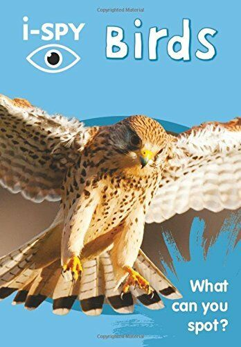 i-SPY Birds: What can you spot? (Collins Michelin i- by i-SPY New Paperback Book