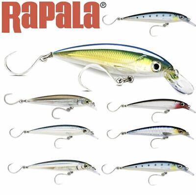 RAPALA OFFSHORE TROLLING AND CASTING LURE X-RAP MAGNUM SINGLE HOOK
