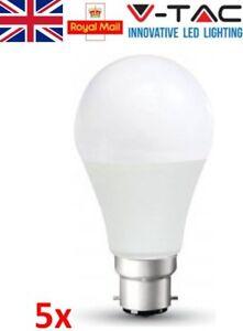 LED BULB 9W DURACELL WARM WHITE BC B22 BAYONET 60W BRIGHT