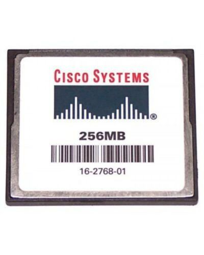 CISCO 256MB CF COMPACT Flash Card for Cisco 2900 2801 2811 2821 2851 3825 3845
