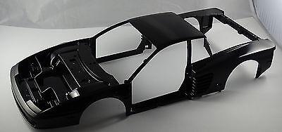 Pocher Ferrari Testarossa 1//8 schwarz fussmatten art 6 hornby aventador huracan