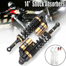 15.74/'/' 400mm Rear Air Shock Absorbers Suspension For ATV Motorcycle Dirt