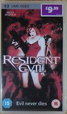 Resident Evil (UMD, 2009)