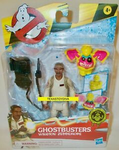 1984 Classic Ghostbusters WINSTON ZEDDEMORE Figure Fright Feature 2021 READ!!!
