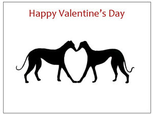 Valentines-Card-Greyhound-Whippet-Lurcher-Italian-Gift-CUSTOM-TEXT-Gifts
