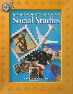 Harcourt brace social studies social studies communities by stock photo harcourt brace harcourt school publisherssocial studiescommunities 2002 hb55 fandeluxe Gallery