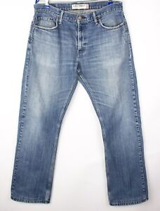 Levi's Strauss & Co Hommes 514 Slim Jeans Jambe Droite Taille W36 L32 AVZ533