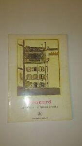 Bonnard-Affiches-lithographies-par-Antoine-Terrasse-Fernand-Hazan-1970