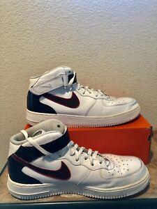 Nike Air Force Red Stripe Size 13 | eBay